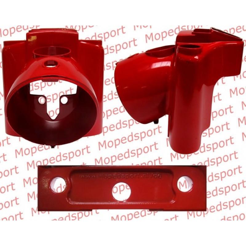Koplamphuis Zundapp KS50-KS100 rood