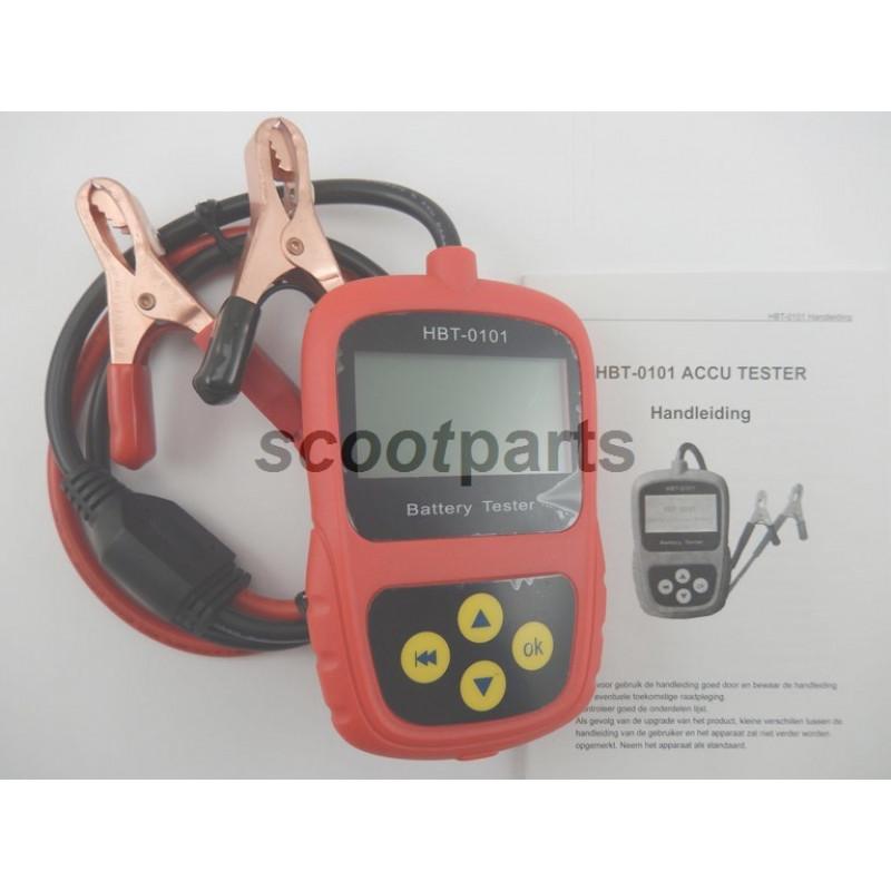Accu tester HBT 0101