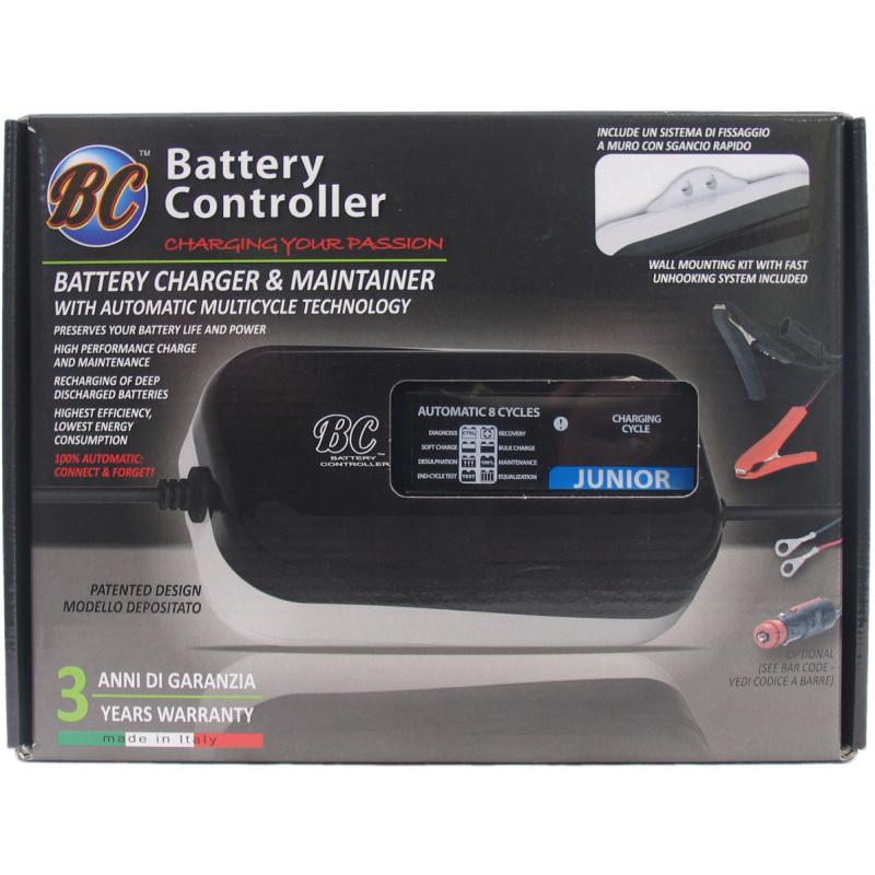 Acculader Junior-900 / druppellader 12V 1,2-45Ah