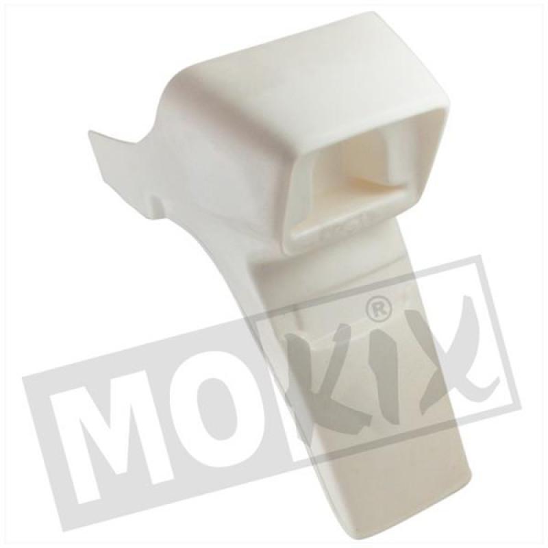 Achterspatbord Honda MB wit