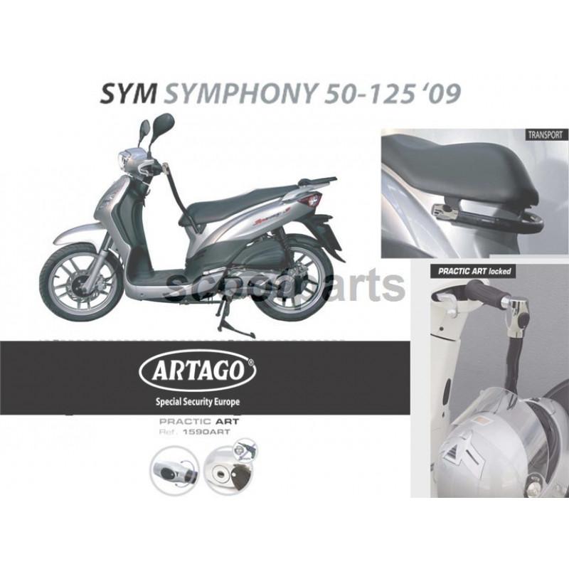 Antirrobos ART Symphony ST