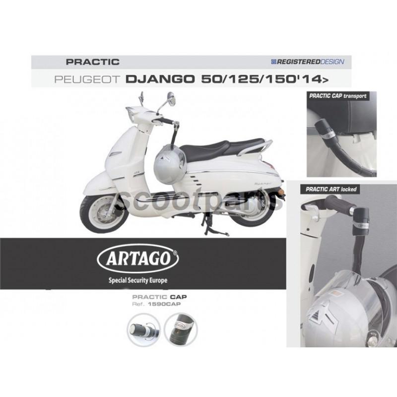 Antirrobos CAP Django 50 125 150