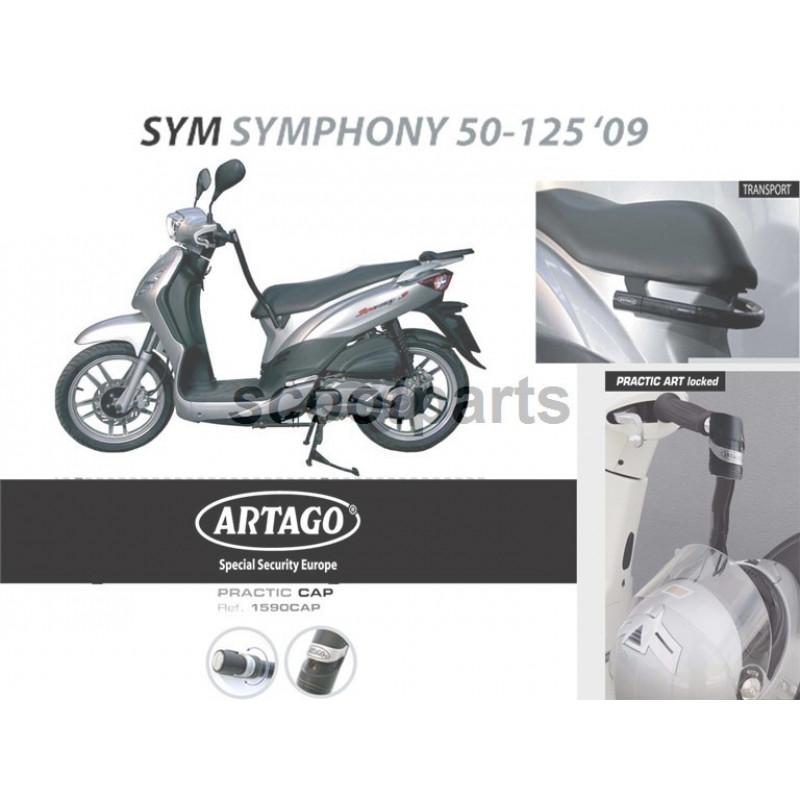 Antirrobos CAP Symphony ST