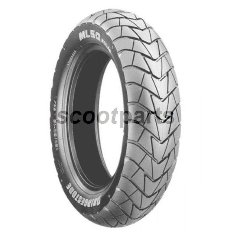 Buitenband Bridgestone ML50 130/70-12 (Scooter)