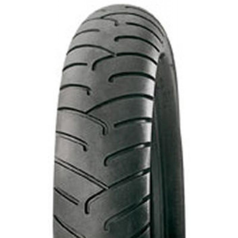 Buitenband  Deestone 100/80-17 TL 52L D805 slick (scooter)