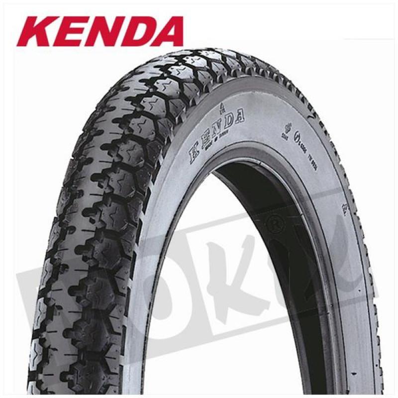 Buitenband 17-300 K255 4PR 45P TT Kenda  (Bromfiets)