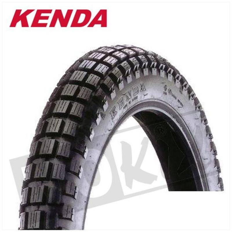 Buitenband 17-275 K262 4PR 41P TT Kenda  (Bromfiets)
