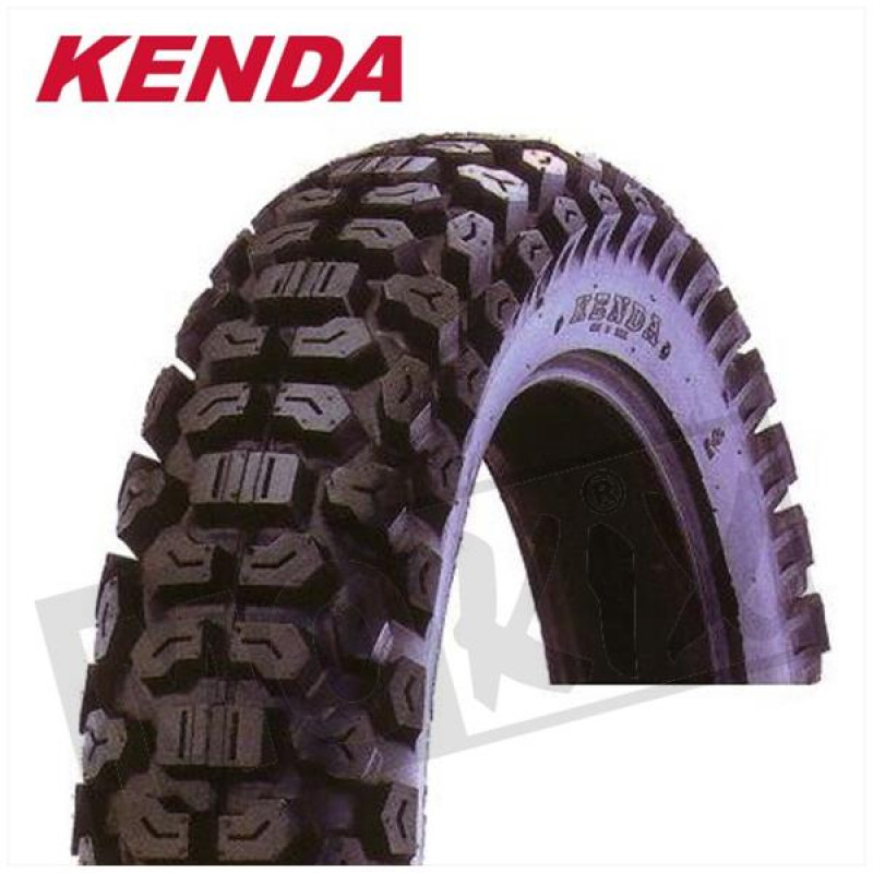 Buitenband 18-410 K270 4PR 58P TT off the road Kenda (Bromfiets)