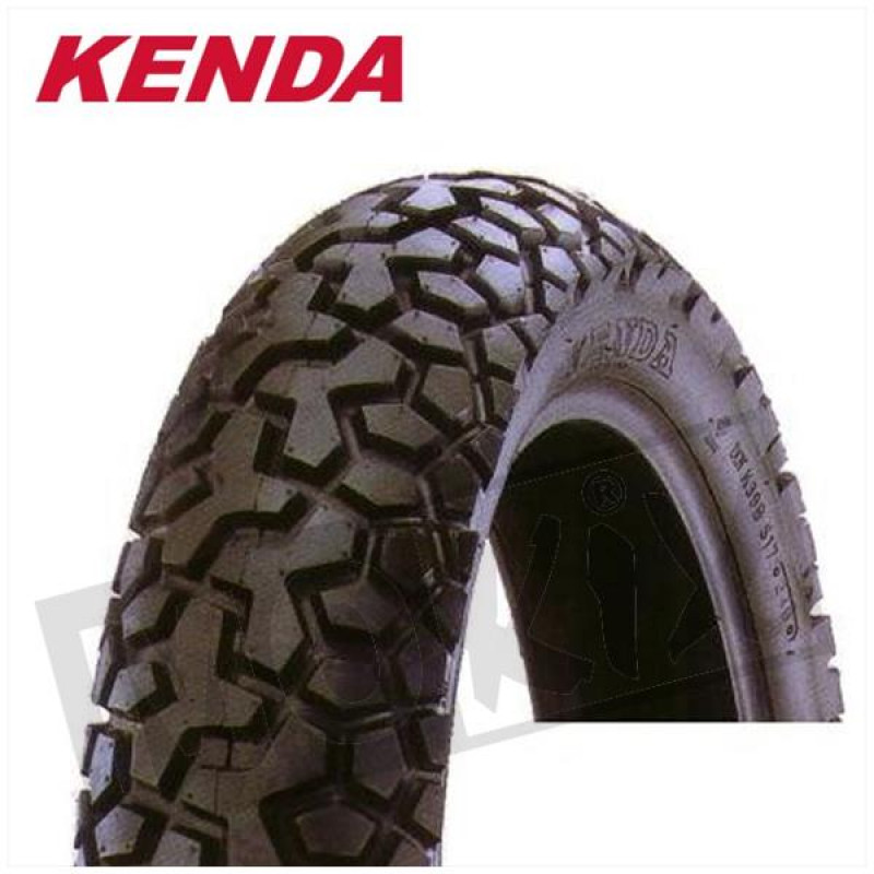 Buitenband  18-350 K280 4PR 56P TT  off the road Kenda (Bromfiets)