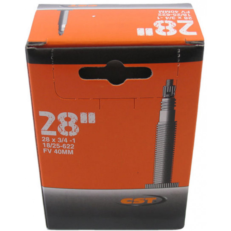 "Binnenband CST SV40mm - 28 x 7/8"" - 18/25-622/630 mm (Fiets)"