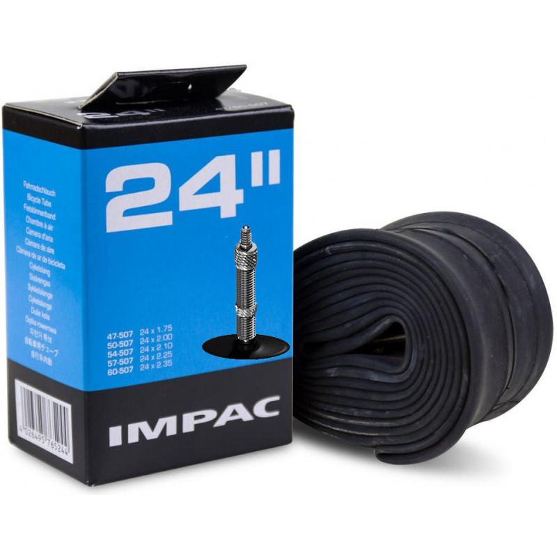 """Binnenband Impac DV24 24"""" / 47/60-507 - 40mm ventiel (Fiets)"""