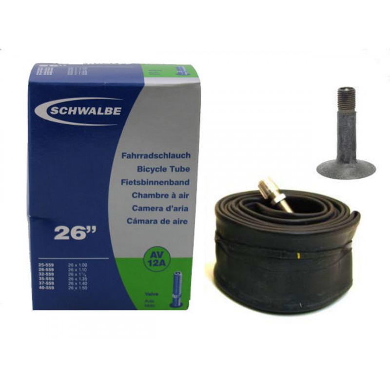 Binnenband Schwalbe 26inch GRP.12-A -AV 40mm ventiel (Fiets)