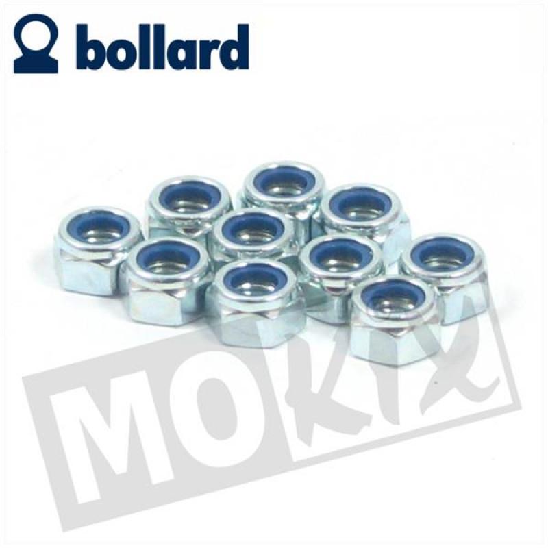 Orgineelmoer Cilinderkop Tomos ReViva l M6 10 stuks