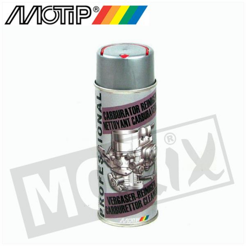 Carburateur cleaner- reiniger- Motip.