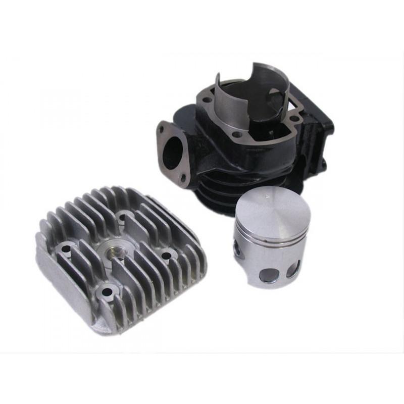 Cilinder DR MBK, Yamaha, Aprilia (Minarelli vertikaal) AC 70cc pen 10