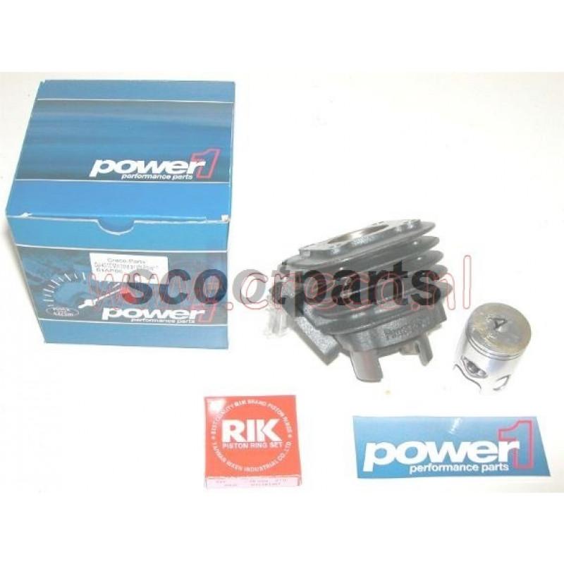 Cilinder Minarelli horizontaal 50cc 40.0mm pen 10 luchtgekoeld Power 1