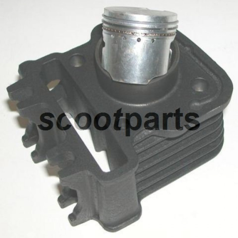 Cilinder Power 1 Piaggio, Vespa 4 takt 50cc, LX, ET4, Liberty, Zip 89117