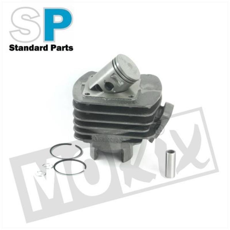 Cilinder honda SFX, X8R 50cc 39.00mm met zuiger Standard Parts