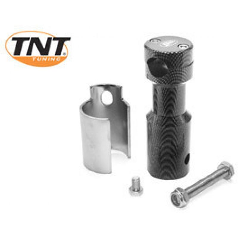 Stuurpen - clamp TNT Peugeot Ludix carbon