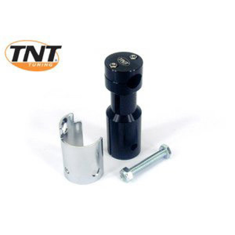 Stuurpen - clamp TNT Peugeot Speedfight, Vivacity zwart