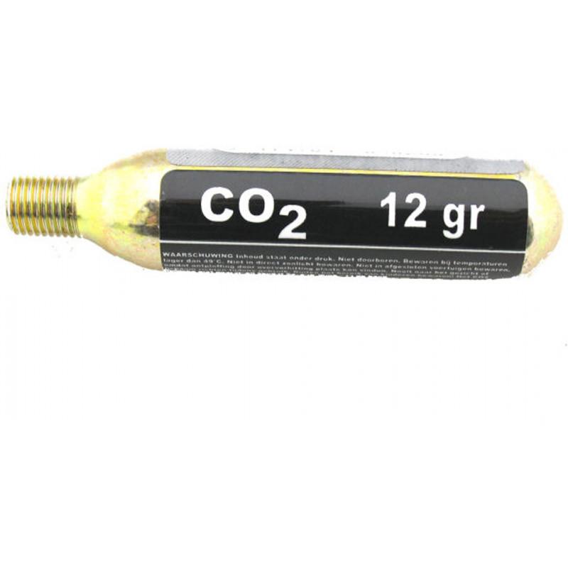 CO2 patroon 12gr met draad
