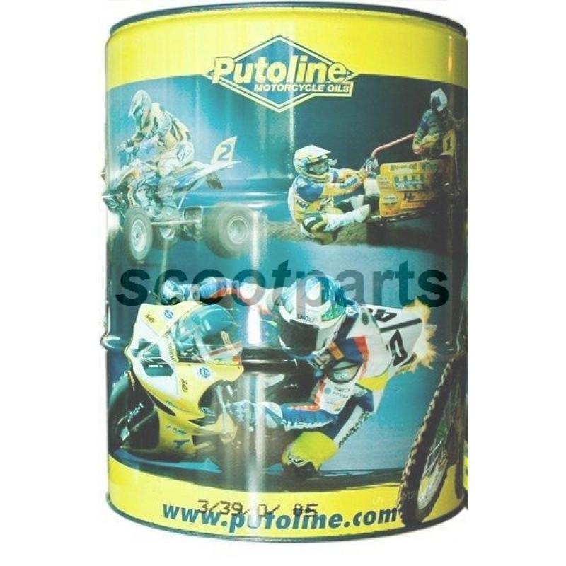 Drum 200ltr Putoline Sup DX4 10w-40