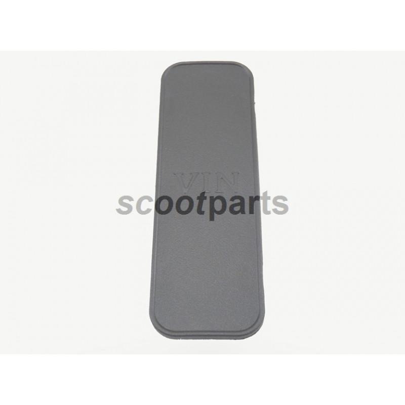 Framenummer kapje VX50 VX50s mat an
