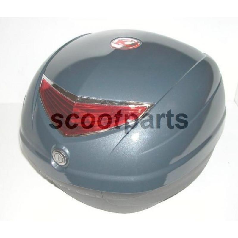 Topkoffer - bagagebox 32 liter Kymco donker  gr NH126