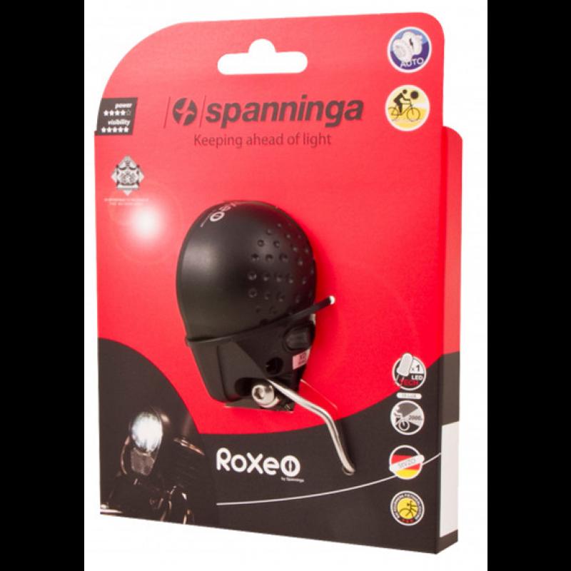 Koplamp Spanninga Roxeo XB met batterijen