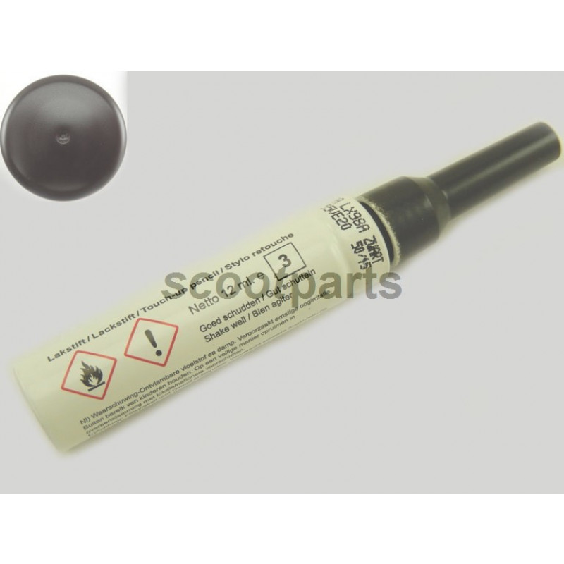 Lakstift Vespa Lx 98A Zwart 12ml