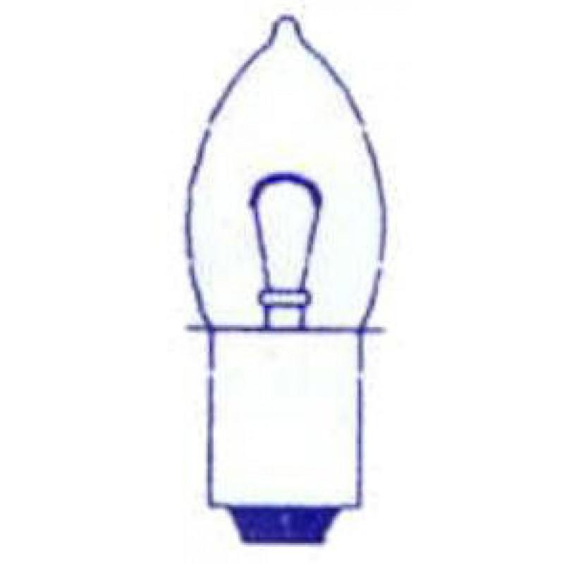lamp 2.4V kraag PR2