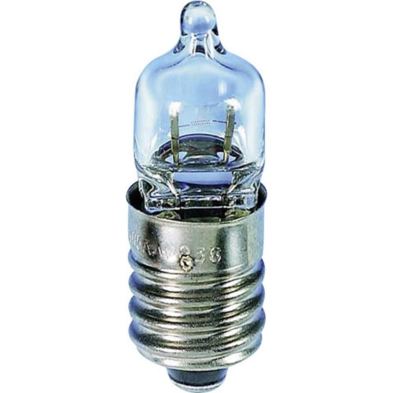 Halogeen Lamp Spanninga E10 4.8 Volt - 2.4 Watt - 0.5 Ampere