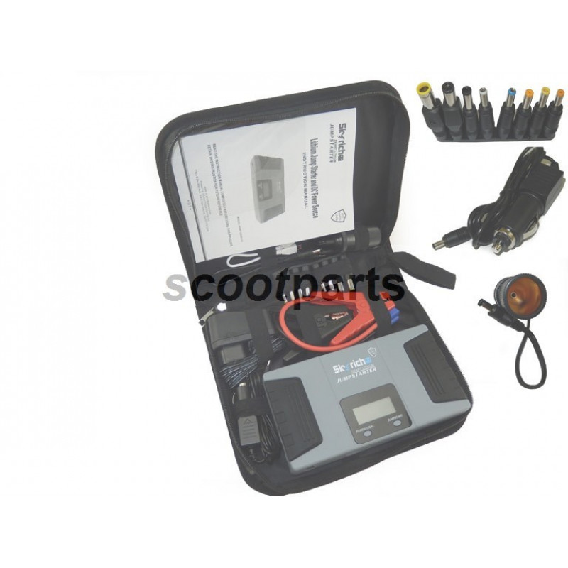 Lithium power pack 600A