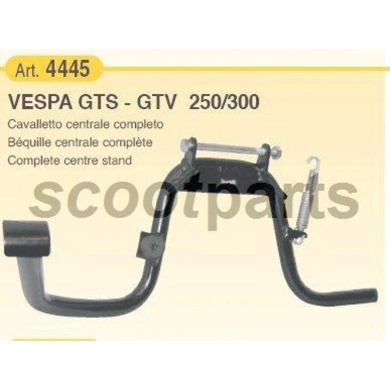 Middenstandaard Vespa GTS 250cc, 300cc Buzzetti