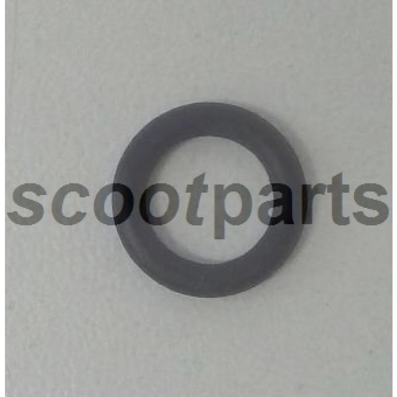 O ring 7x1.7 achterwiel Minarelli