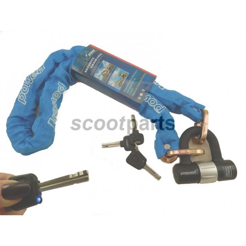 Power 1 kett + U-lock 1.20m  ART 3*