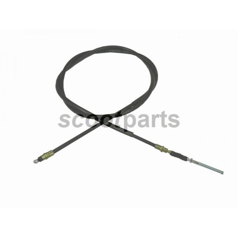 Rem kabel Sym Mio rear