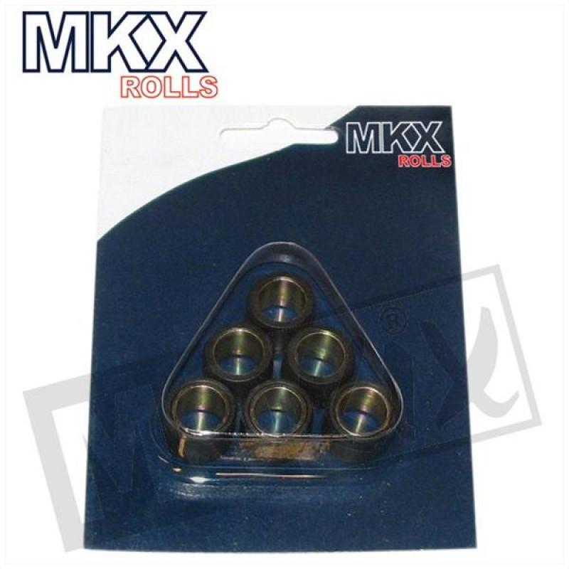 Variorollen  MKX 17x12 6,8gr