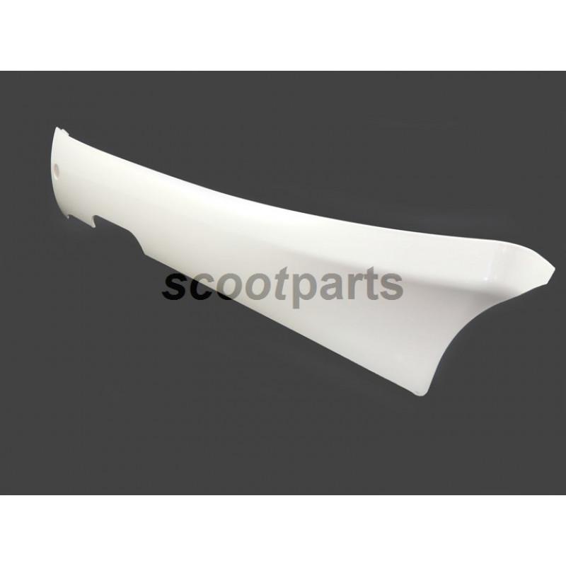 Skirt treeplank links VX50 50s wit