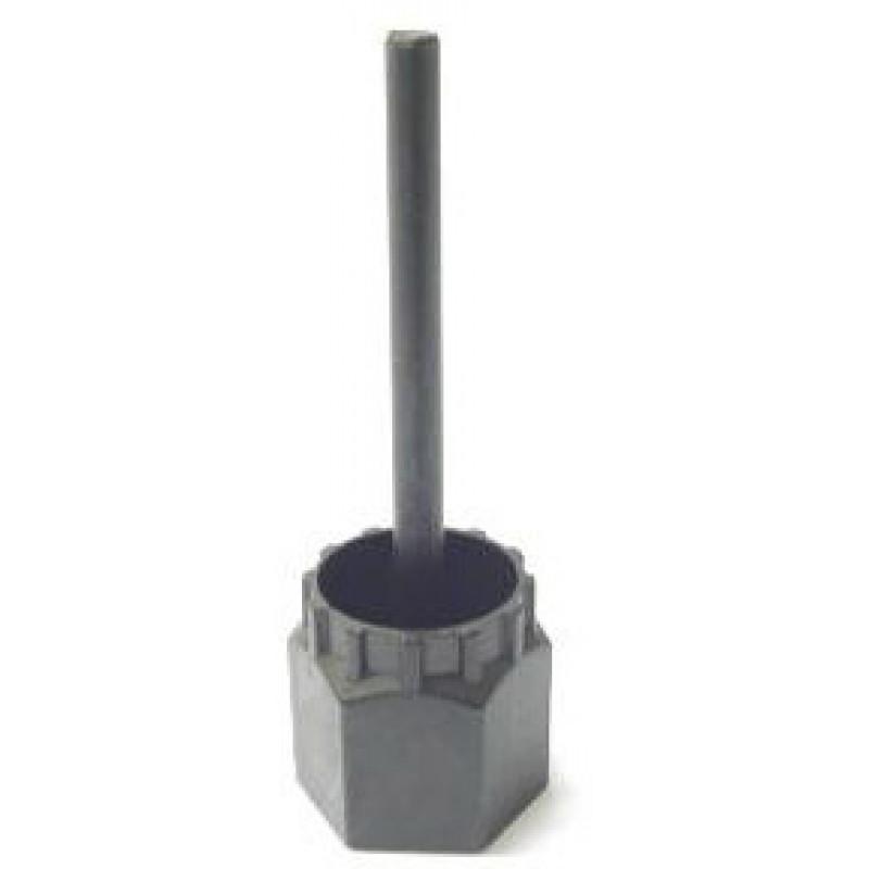Sluitringverwijderaar voor cassettes en Center Lock remschijven Shimano TL-LR15