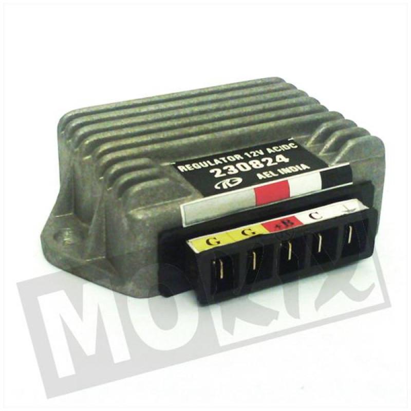 Gelijkrichter / spanningsregelaar Vespa PX 125