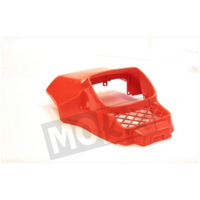 Spoiler kopLamp Honda MT rood vierkante koplamp