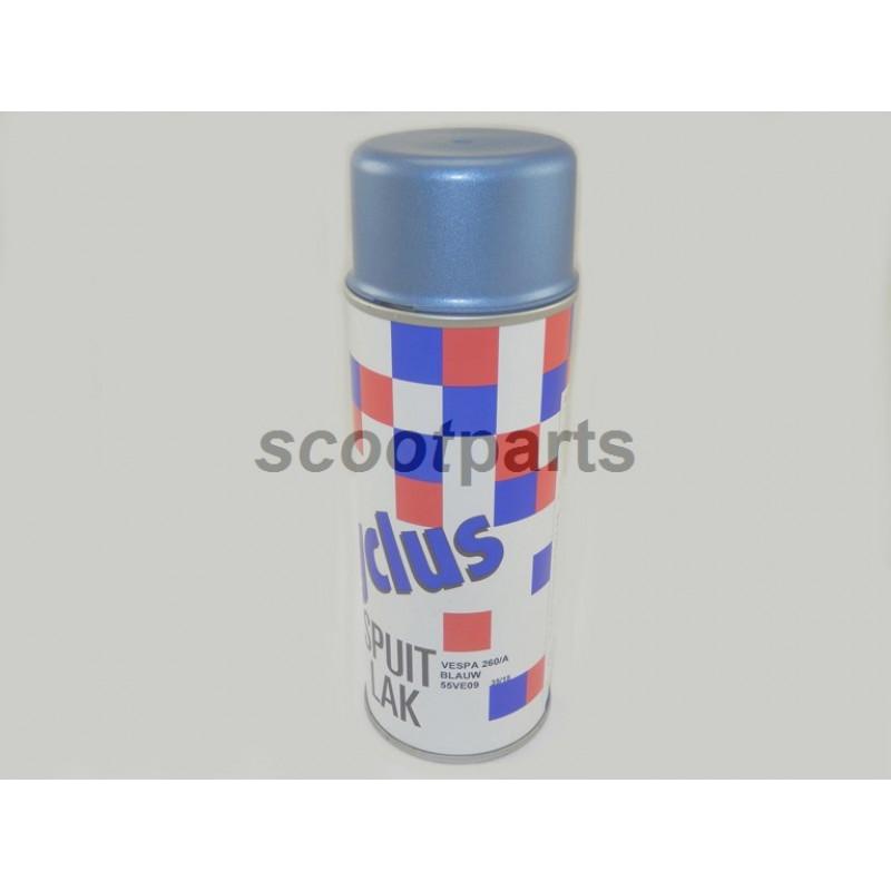 Spuitbus Vespa Sprint 260/A Blauw