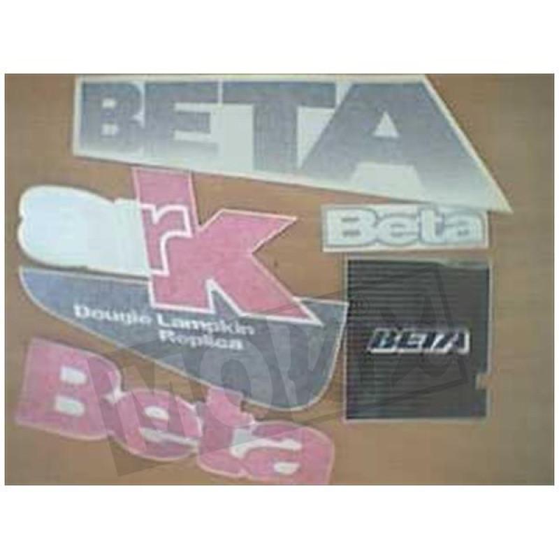 Stickerset Beta Ark alu