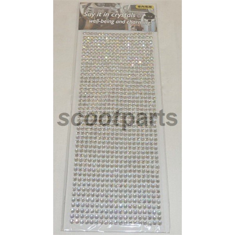 Stickervel diamant blank (874st)