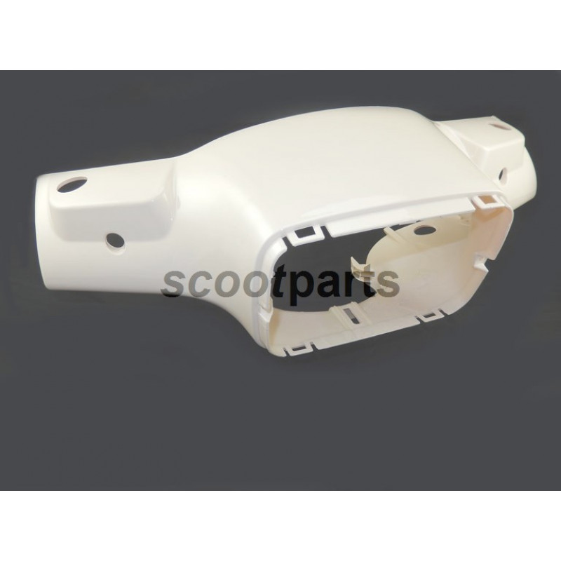 Stuurkap VX50s wit vierkant