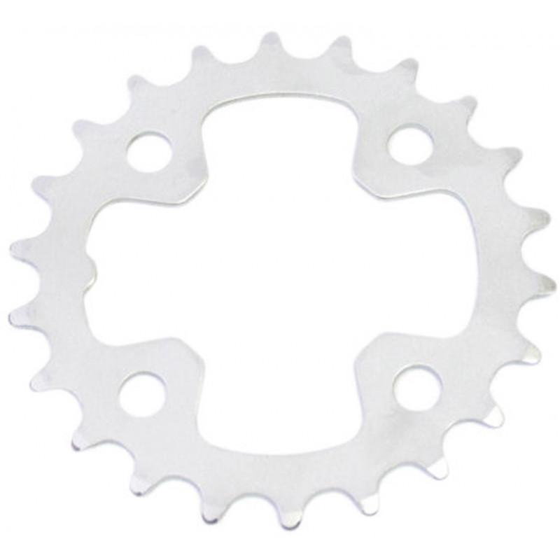 Kettingblad Shimano Deore FC-M510 22 tanden - zilver