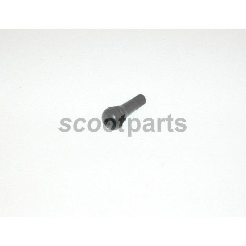 Tubeless ventiel recht 14.5mm