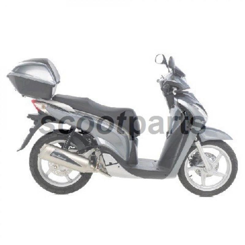 Uitlaat Leovince Granturismo Honda SH125, SH150, PS125, PS150