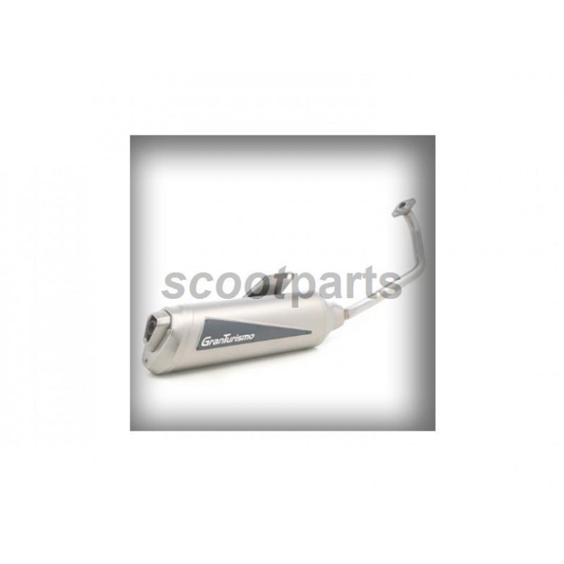 Uitlaat Leovince Granturismo Vespa GT 125, 200